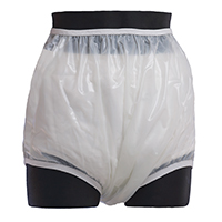 Cloud XT Plastic Pants Hi Back cut
