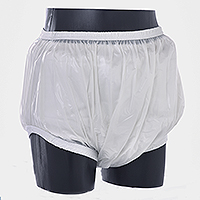 No-Wick Cloud2 plastic pants full cut