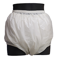 No-Wick Cloud plastic pants full cut